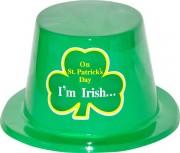 chapeau saint patrick Chapeau Saint Patrick, Plastique Irish