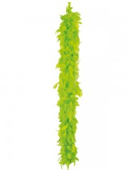 boa, boa de déguisement, boa années 30, boas charleston, boa années 20, boa années folles, boa vert, boa plumes vertes Boa en Plumes Vertes, Anis