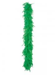 boa, boa de déguisement, boa années 30, boas charleston, boa années 20, boa années folles, boas verts, boa vert, boa en plumes vertes Boa en Plumes Vertes