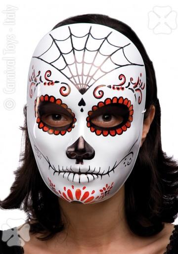 masque squelette mexicain aux feux de la f te paris. Black Bedroom Furniture Sets. Home Design Ideas