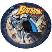 assiettes batman, vaisselle batman Thème Batman™, Assiettes