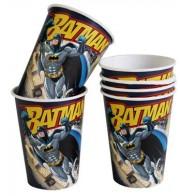 gobelets batman, verres batman, vaisselle batman Thème Batman™, Gobelets