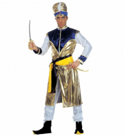 déguisement maharadjah, déguisement bollywood, costume bollywood, déguisement oriental homme, costume oriental homme déguisement Déguisement Bollywood, Maharadjah
