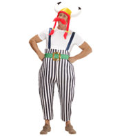 déguisement obelix homme, déguisement gaulois adulte, costume obélix adulte, costume de gaulois homme Déguisement Gros Gaulois