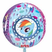 ballon hélium, ballon mon petit poney Ballon Aluminium Boule, Poney™