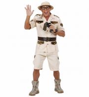 déguisement safari homme, costume safari homme, déguisement homme explorateur, déguisement explorateur homme Déguisement Safari Man