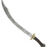 épée factice, sabre factice, faux sabre de pirate, fausse épée, fausse arme de déguisement, sabre de déguisement oriental, faux sabre, sabre en plastique,sabre oriental en plastique Sabre Oriental