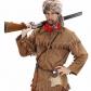 Déguisement Davy Crockett, Trappeur