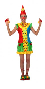 déguisement de clown adulte, costume de clown femme, déguisement humour adulte, déguisement de clown femme, costume de clown femme Déguisement Clown, Clownette