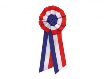 cocarde france, décorations france, accessoires france, accessoire euro 2016, supporter france, bleu blanc rouge, décoration de maire Cocarde France, avec Pans