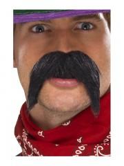 fausses moustaches, postiche, moustache postiche, fausses moustaches réalistes, fausse moustache de déguisement, moustache de mexicain Moustache de Mexicain