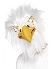 masque d'aigle, masque de déguisement, masque animaux, accessoire déguisement animaux, masque d'animal déguisement, masques d'animaux déguisement, se déguiser en animal Masque d'Aigle, Latex