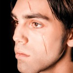 vernis à cicatrices, collodium, maquillage effets spéciaux halloween, maquillage fausse cicatrice, maquillage scarface, maquillage halloween FX, Colodium à Cicatrice