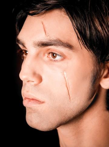 Maquillage cicatrice - Maquillage halloween cicatrice ...
