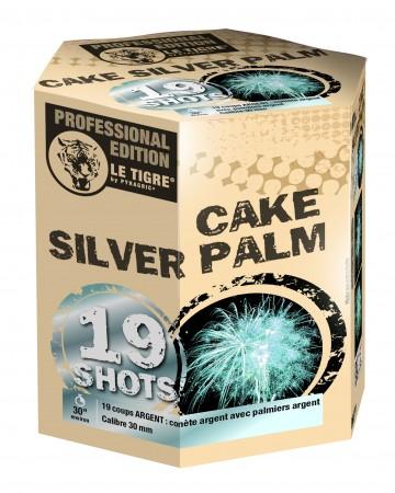 feu d'artifice cake palm, feux d'artifice automatiques, achat feux d'artifice paris, feux d'artifices compacts, feux d'artifices pyragric Feux d'Artifices, Compacts, Cake Palm Silver