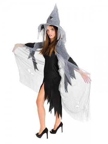 cape et chapeau de zombie halloween, cape déguisement halloween, cape femme adulte déguisement, cape halloween déguisement, cape halloween adulte, cape de zombie femme, déguisement de zombie halloween, cape de déguisement Cape de Zombie avec Chapeau