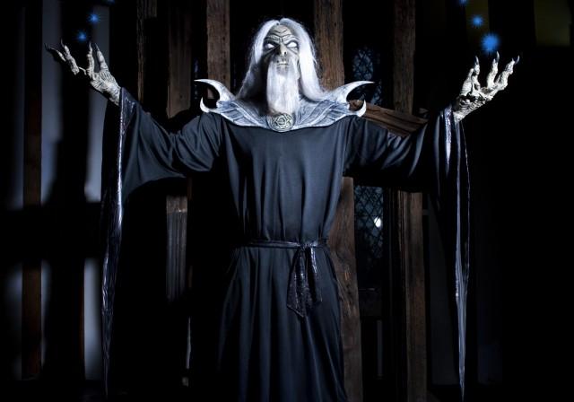 Soirée déguisement déco Capes d'Halloween