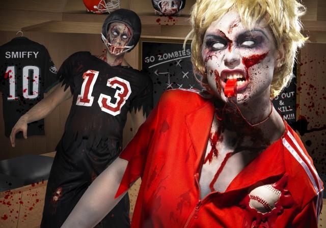 Soirée déguisement déco Déguisements Halloween, Adultes