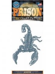 tatouage temporaire, faux tatouage, tatouage scorpion Tatouage Temporaire, Scorpion