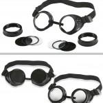 lunettes de déguisement, lunettes de fêtes, lunettes soirée déguisée, accessoires lunettes,lunettes fantaisie, lunettes pas chères, lunettes laboratoire, lunettes d'aviateur Lunettes d'Aviateur ou Soudeur