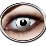 lentilles halloween, lentilles fantaisie, lentilles déguisement, lentilles déguisement halloween, lentilles de couleur, lentilles fete, lentilles de contact déguisement, lentilles blanches, lentilles white manson, lentilles de zombie halloween Lentilles Blanches, White Manson