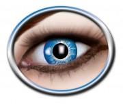 lentilles halloween, lentilles fantaisie, lentilles déguisement, lentilles déguisement halloween, lentilles de couleur, lentilles fete, lentilles de contact déguisement, lentilles bleues, lentilles bleues halloween Lentilles Bleues, Bleu 03