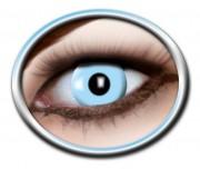 lentilles halloween, lentilles fantaisie, lentilles déguisement, lentilles déguisement halloween, lentilles de couleur, lentilles fete, lentilles de contact déguisement, lentilles bleues, lentilles bleues halloween Lentilles Bleues, Bleu Glacier