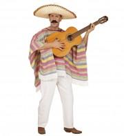 poncho mexicain déguisement, déguisement mexicain homme, poncho mexicain pour homme, accessoire mexicain déguisement Déguisement Mexicain, Poncho Mexicain