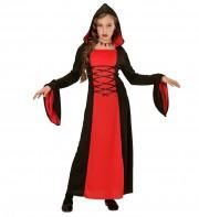 déguisement devil pour enfant, déguisement halloween fille, costume halloween fille, déguisement diable fille, déguisement vampire fille, déguisement diable fille, déguisement halloween pas cher, déguisement halloween enfant Déguisement Lady Vampire Gothique, Fille