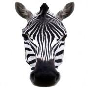 masque de zèbre, masque de déguisement, masque animaux, accessoire déguisement animaux, masque d'animal déguisement, masques d'animaux déguisement, se déguiser en animal Masque de Zèbre