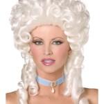 perruque femme, perruque pas cher paris, perruque blanche, perruque de marquise, perruque de princesse, perruque historique, perruque versailles Perruque de Marquise