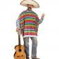 poncho et sombrero, poncho mexicain