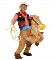 déguisement gonflable, déguisement de cheval rodéo, déguisement gonflable cowboy, costume gonflable, déguisement rodéo, déguisement cowboy homme gonflable Déguisement Gonflable, Cowboy Rodéo