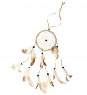 collier attrape rêves, collier indien, accessoire indien, accessoire déguisement Attrape Rêves