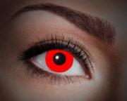 lentilles fluo, lentilles uv,lentilles halloween, lentilles fantaisie, lentilles déguisement, lentilles déguisement halloween, lentilles de couleur, lentilles fete, lentilles de contact déguisement, lentilles rouges fluos Lentilles Fluos, Rouges