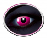 lentilles roses, lentilles uv, lentilles halloween, lentilles fantaisie, lentilles déguisement, lentilles déguisement halloween, lentilles de couleur, lentilles fete, lentilles de contact déguisement, lentilles roses fluos Lentilles Fluos, Roses