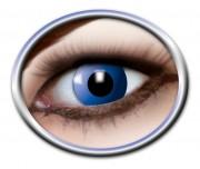 lentilles halloween, lentilles fantaisie, lentilles déguisement, lentilles déguisement halloween, lentilles de couleur, lentilles fete, lentilles de contact déguisement, lentilles bleues, lentilles bleues halloween Lentilles Bleues, Blue Elfe