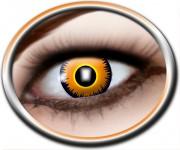 lentilles oeil de lion, lentilles halloween, lentilles fantaisie, lentilles déguisement, lentilles déguisement halloween, lentilles de couleur, lentilles fete, lentilles de contact déguisement, lentilles oranges Lentilles Oranges, Oeil de Lion