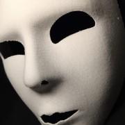 masque visage blanc, masque vénitien, masque visage neutre, masque de déguisement, accessoire déguisement carnaval venise, masque visage blanc, accessoire masque déguisement Masque Visage, Viso Blanc