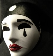 Masque Pierrot