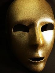 masque vénitien, masque visage, masque visage doré, masque visage or, masque de déguisement, masque carnaval de venise, accessoire déguisement carnaval venise, masque doré visage Masque Visage, Viso Or