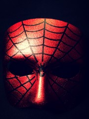 masque spiderman enfant Masque Spiderman