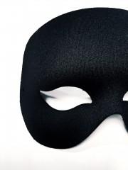 masque vénitien, loup vénitien, loup vénitien adulte, masque vénitien déguisement, déguisement vénitien masque, loup vénitien déguisement femme, déguisement vénitien, masque pour soirée vénitienne, masque carnaval de venise paris, masque vénitien homme Loup Cocktail, Noir