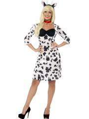 déguisement de vache pour femme, déguisements d'animaux, costume de vache femme, costume d'animaux pour femme Déguisement Vache