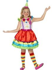 déguisement de clown fille, costume clown fille, déguisements enfants, déguisements filles Déguisement de Clown Girly, Fille