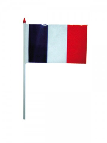 drapeaux france, drapeau du portugal, drapeaux de table, tricolore, supporter france, drapeaux france, boutique supporter, accessoires euro 2016, décorations euro 2016 Drapeau de Table x 10, France