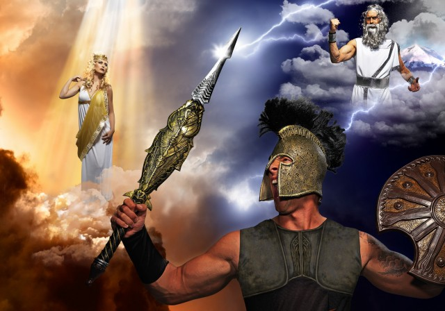Soirée déguisement déco Egyptiens, Romains, Gaulois, Grecs, Vikings