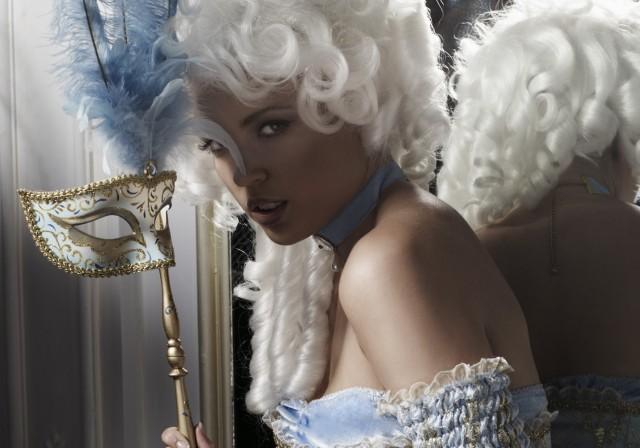 Soirée déguisement déco Princesses, Marquis, Reines et Rois