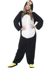 déguisement de pingouin adulte, déguisements d'animaux adultes, costume pingouin femme, déguisement pingouin femme Déguisement Pingouin, Combinaison