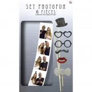 kit Photo Booth, moustaches pour photos, accessoire déguisement photos, accessoires déguisements Kit Photo Booth, Photo Fun, Paillettes